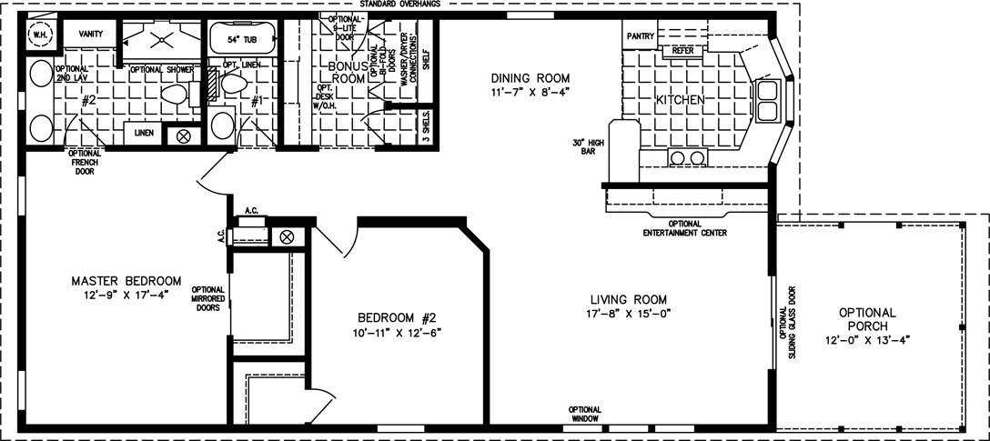 floor plan for imp 3486b suncrest homes full service
