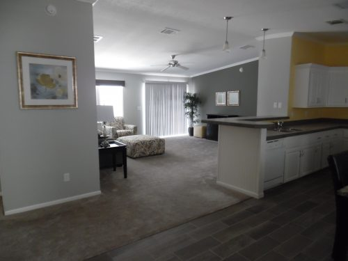 The Cypress Home Interior