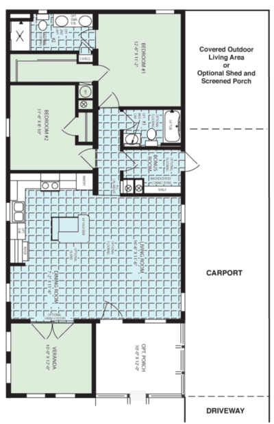 Summer Haven Floor Plan
