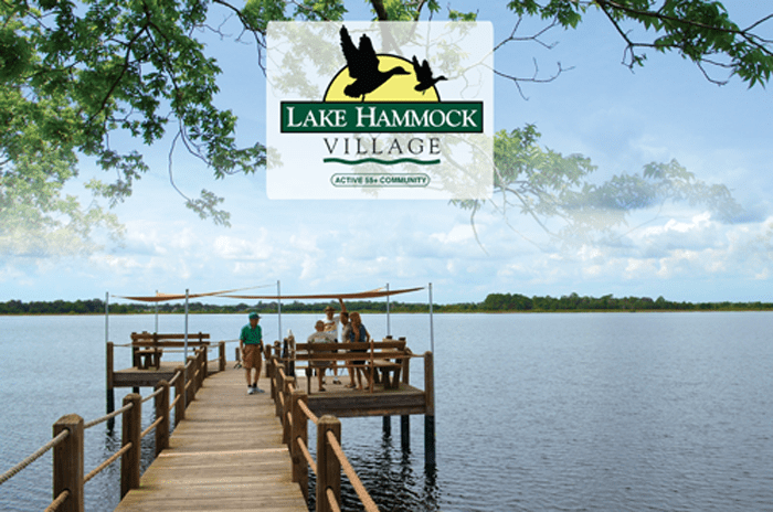 Lake Hammock Village Waterfront