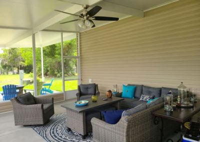 Manufactured Home Patio