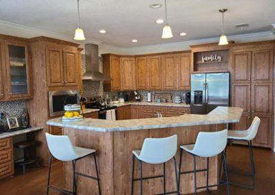 Manufactured Home Kitchen