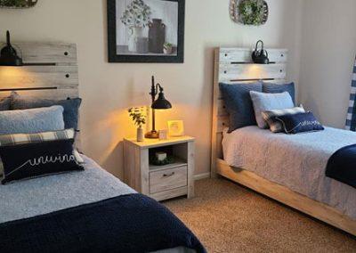 Manufactured Home Bedroom