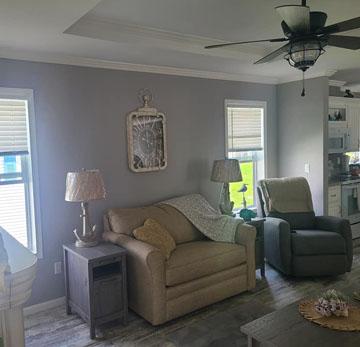 Jacobsen Custom Home Interior