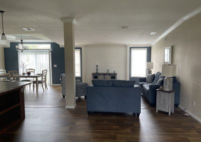 San Antonio Livingroom