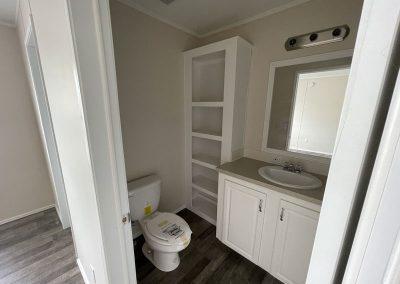 The Polk Bathroom