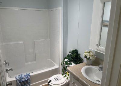 The Zephyr Bathroom